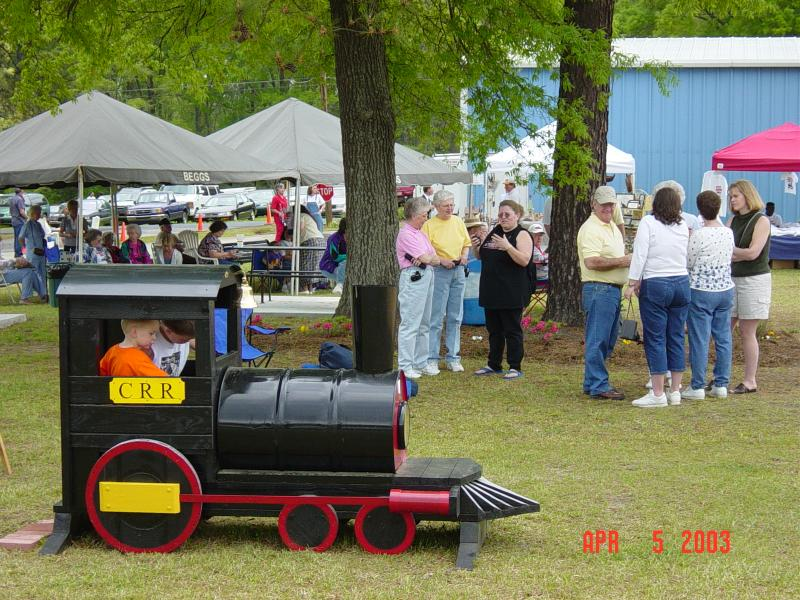 Camak Railroad Days 2012