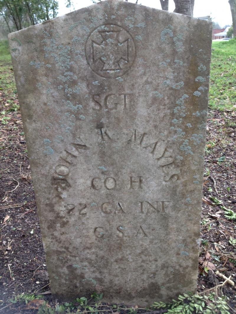 Two brothers are buried side by side.  Both killed at Manassas Gap, VA 7/23/1867